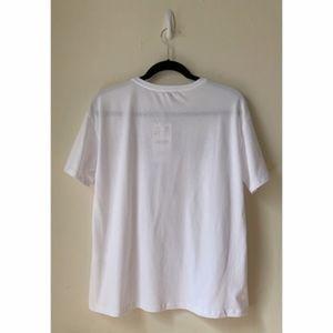 Zara Tops - Zara NWT Los Angeles Graphic T-Shirt UB1